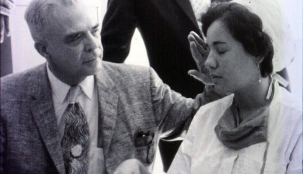 Milton Erickson avec une Patiente